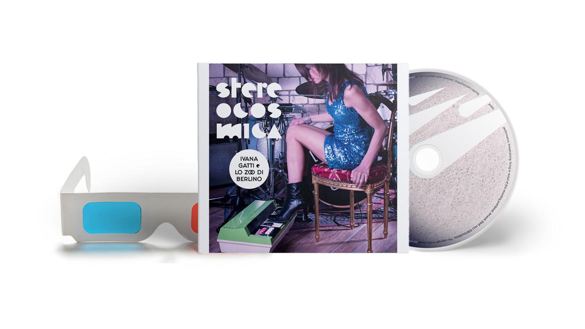 Stereocosmica CD+gadget