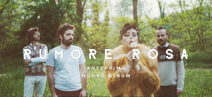 banner Rumorerosa showcase new album