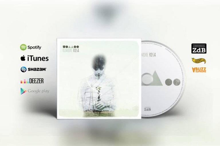UOAAOO l'album dei Rumore Rosa su tutti i digital store